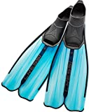 Cressi Unisex Flossen Rondinella, aquamarine, 37/38, CA186337