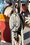 Carnet de Marin: Notes de skipper, notes de navigation, journal de bord bateau, Carnet maritime pour...
