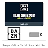 Dein Sport-Streaming Service Config - DAZN - 6 Monate - Gutschein per E-Mail