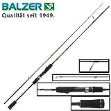 Balzer Shirasu Micro Jig 1,92m 0,5-6g - Ultra Light Rute zum Spinnfischen auf Barsche & Forellen,...