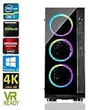 AsRock RGB Gamer PC Intel Core i7 max. 4GHz Radeon RX 580 OC+ 16GB RAM 512GB SSD 1TB HDD