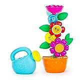Wasserrad Wasserspiel fr Kinder Mehrfarbig - hochwertiges Kleinkindspielzeug - Spielzeug fr die...
