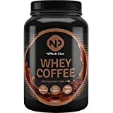 NP Nutrition - Whey+Coffee - 1KG