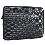 DOMISO 15-15,6 Zoll Wasserdicht Stoßfest Laptophülle Notebook Tasche Schutzhülle für 15.6'...