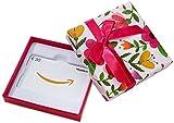 Amazon.de Geschenkkarte in Geschenkbox - 30 EUR (Blumen)