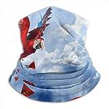 ASDwettp Parrot Flying Sky Birds Damen Herren Schal groß weich Fashion Schal formelle Wickeltücher...