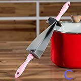 chenyuhang Multifunktions-Brotschneidemaschinensatz Verstellbarer Messerradstift Croissantmesser...