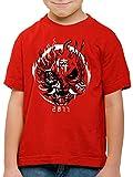 A.N.T. 2077 Samurai T-Shirt fr Kinder silverhand Johnny Band, Gre:116