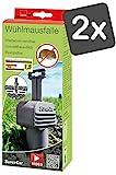 SuperCat Whlmaus-Falle: Effiziente Schlagfalle, kein umstndliches Graben oder Kraft erforderlich, 2...