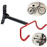 JIMITO Fahrrad-Wandhalterung für Fahrrad, zur Wandmontage, platzsparend, für den Innenbereich,...