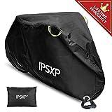 IPSXP Fahrradabdeckung, Draussen Fahrrad Schutzhülle Fahrradgarage Fahrradschutzhülle mit...