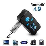 Taurusb USB Bluetooth 4.0 Adapter Dongle, Bluetooth Adapter 3 in 1 Wireless 4.0...