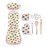 SOKY Spielzeug für Mädchen 3-7 Jahre, Geschenk für Mädchen ab 3-7 Jahre Kinder Backset mit...