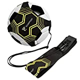 Global Park Fußball/Volleyball/Rugby Kick Throw Trainer Solo Praxis Training Aid Control...