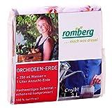Romberg 10191202 Feinste POP UP Orchideenerde (1 Liter-Packung)