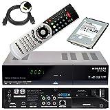 MegaSat 0201086 Twin HD-Receiver 935  mit 1TB Festplatte