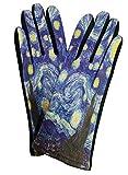 Cisne 2013, S.L. Weiche Handschuhe für den Winter, für Damen Nacht
