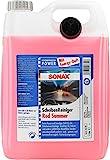 SONAX 266500 ScheibenReiniger gebrauchsfertig, Red Summer, 5 Liter