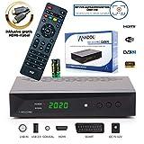 Anadol HD 222 Pro - PVR Aufnahmefunktion, Timeshift, Multimedia - 1080P Digital HDTV Sat-Receiver fr...