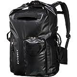 Zulupack Nomad Reiserucksack 35 l - Waterproof 50 cm Black