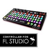 Akai Professional Fire (ausschließlich Controller) - USB MIDI Controller für FL Studio mit...