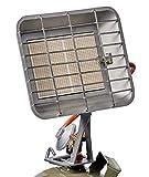 Einhell Gasheizstrahler GS 4400 P (Heizleistung 2900-4400 W, inkl. Gasdruckregler 50 mbar,...