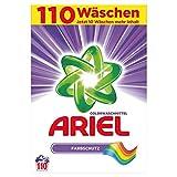 Ariel Colorwaschmittel Pulver Farbschutz, 7,15kg 1er Pack (1 x 110 Waschladungen)