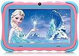 Kindertablet, 7 Zoll Kinder Tablet Pad Lerntablet für Kids, 1GB + 16 GB, IPS-Touchscreen, WiFi,...