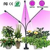 semai Pflanzenlampe LED 30W Pflanzenlicht Pflanzenleuchte Wachstumslampe Wachsen licht Grow Lampe...