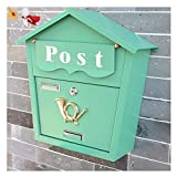 Mailboxes Wand Architectural Mail Boxes Vertikale Wandmontage oder freistehend Locking Moderne for...