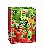 COMPO Tomaten Langzeit-Dnger fr alle Arten von Tomaten, 6 Monate Langzeitwirkung, 2 kg, 33m