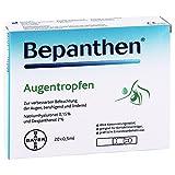 Bayer Bepanthen Augentropfen, 20-er Pack (20 x 0,5 mL)