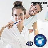 KODZY Global InnovaGoods 4D Zahnbürste, 2er Set
