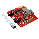 FOR-Arduino Kits AUX Loseless Stereo Verstärker Modul Wireless Bluetooth Audio Receiver Board USB...
