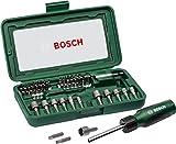 Bosch 46tlg. Schraubendreher Set (Zubehr fr Elektrowerkzeuge und Handschrauber)