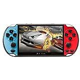 LayOPO X7 Plus Spielkonsole, 13 cm (13 Zoll) Retro-Handheld-Spielkonsole, integriertes Spiel, 8 GB...