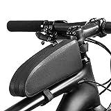 gdangel wasserdichte fahrradtaschen Radfahren Fahrrad Top Front Tube Bag wasserdichte Rahmentasche...