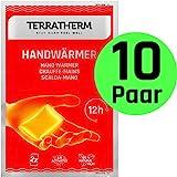 TerraTherm Handwrmer, Fingerwrmer fr 12h warme Hnde, Wrmepads Hand durch Luft aktiviert, 100%...
