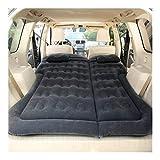 YLBHXC Air Inflation Auto Reise Camping Bett, Auto-Rücksitz-Matratze for SUV Erwachsene Kinder Mit...