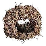 FutuHome Grass Nest Cage Cave Für Canary Finch Birds, Brutverhalten