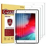 OMOTON [3 Stück] Panzerglas Schutzfolie für das Neue iPad Mini 5 2019 und iPad Mini 4, iPad Mini 5...