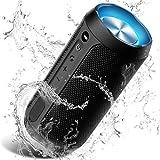 Wireless Bluetooth Lautsprecher Tragbare, Verbesserter IP67 Wasserschutz, 24 Watt Wireless 360°...