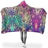 leicht farblos tragbare Decken Erwachsene Frauen Männer für Sofa Couch in Winter Sonnenscheinstil...