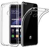 Huawei P8 Lite 2017 Hülle Case, EasyAcc Crystal Ultra Dünn Crystal Clear Transparent Handyhülle...