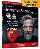 G DATA Internet Security 2020 | 1 Gerät - 1 Jahr | Trust in German Sicherheit | Antivirus für...