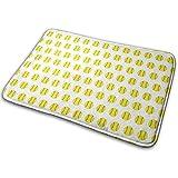 Odelia Palmer Fußmatten-Teppich-Vordertürmatte mit Rutschfester Gummirückseite, Bedrucken von...