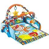 Baby Produkt Baby Spielmatte mit Rassel Klettermatte Baby Multifunktions-Decke Baby Fußmatten