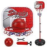 Yilingqi-1 170CM Basketball-Rack Outdoor Indoor Sports Eisen-Basketball-Rahmens Aufnahmerahmen...