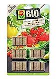 COMPO BIO Tomaten- und Gemse Dngestbchen und 2 Monate Langzeitwirkung, 20 Stck
