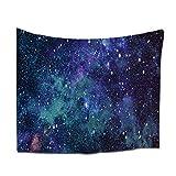 Unbekannt Wandbehang/Wandteppich, abstraktes Sternen-Muster, perfekte Dekoration, Schlafzimmer,...